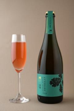 AVVERARE~かなえる ロゼスパークリング 【清舞】vin2020